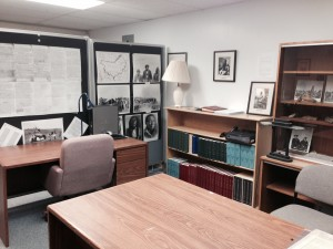 Reviewing Records in the Reading Room