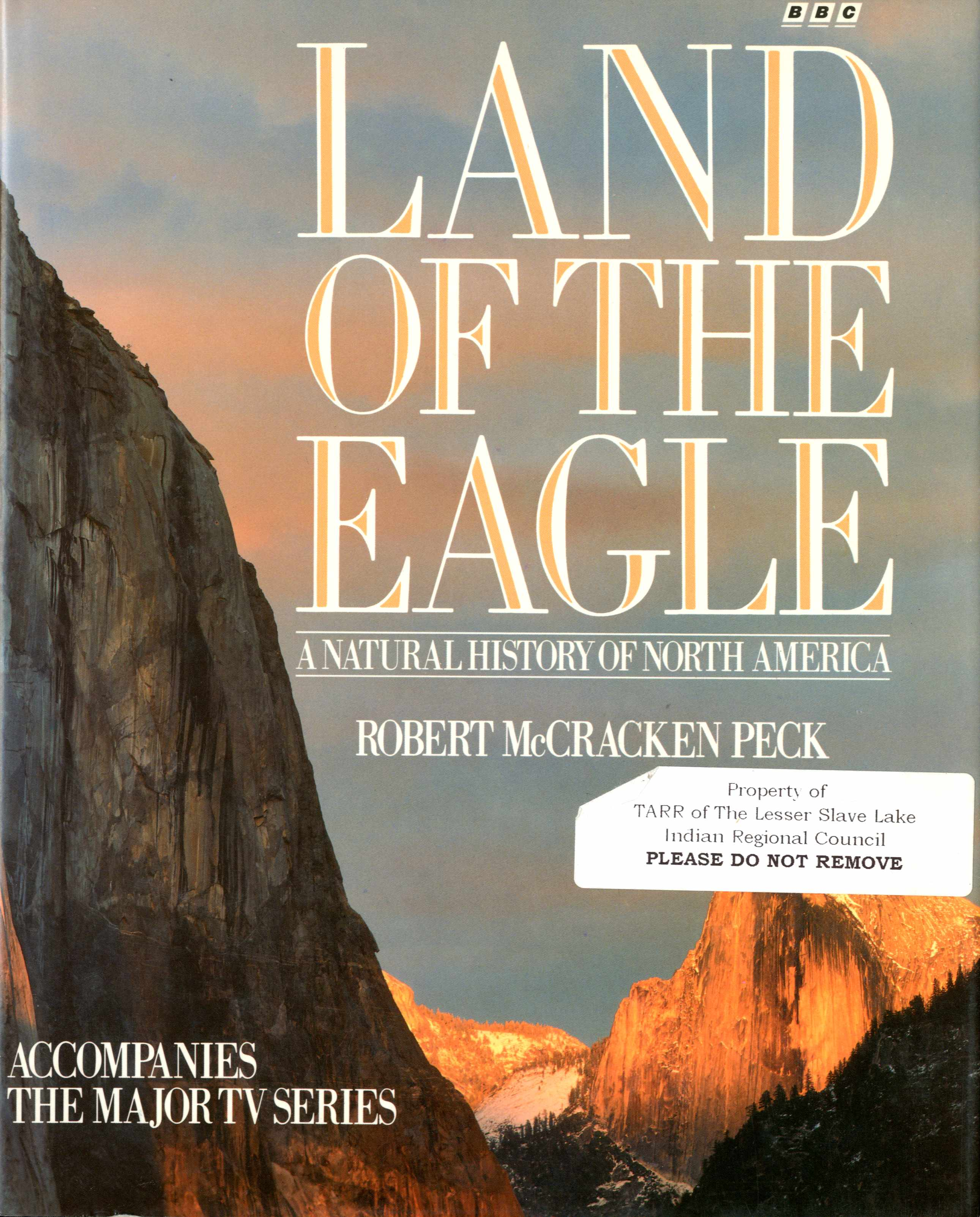 Land of the Eagle: A Natural History of North America Image