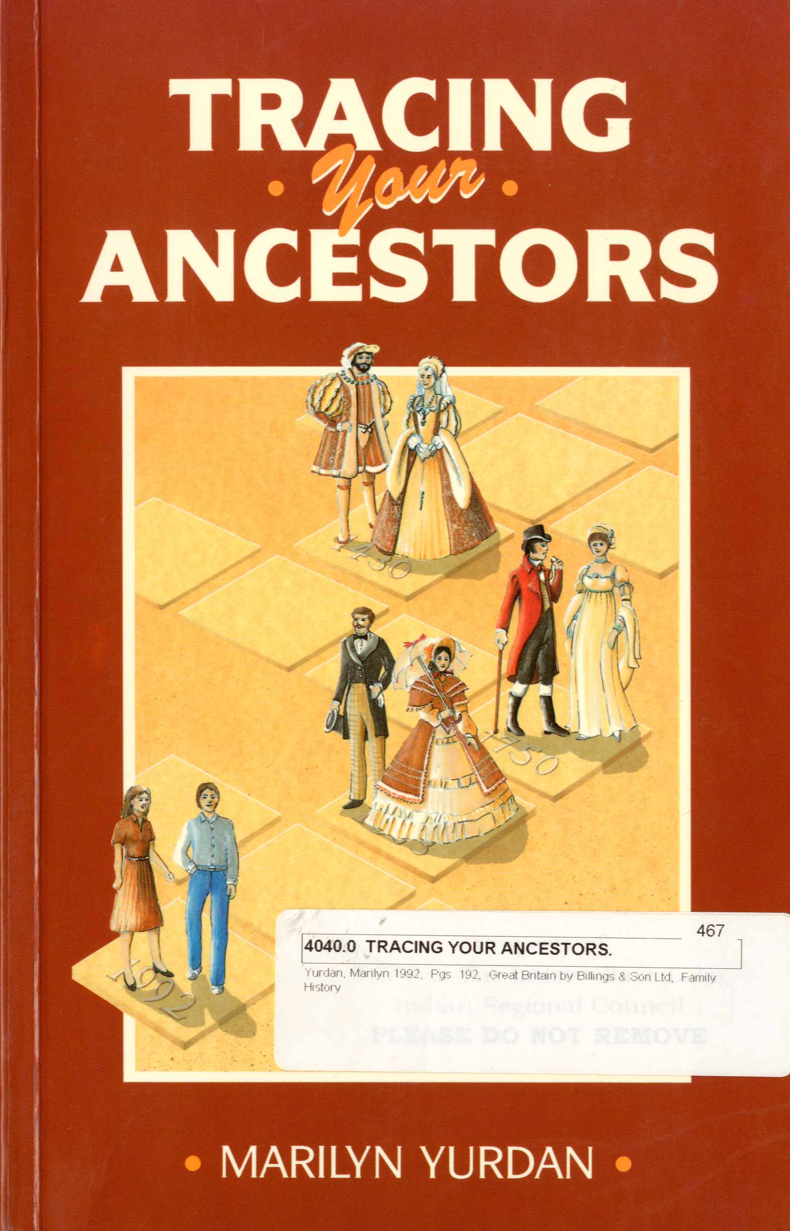 Tracing your Ancestors Image