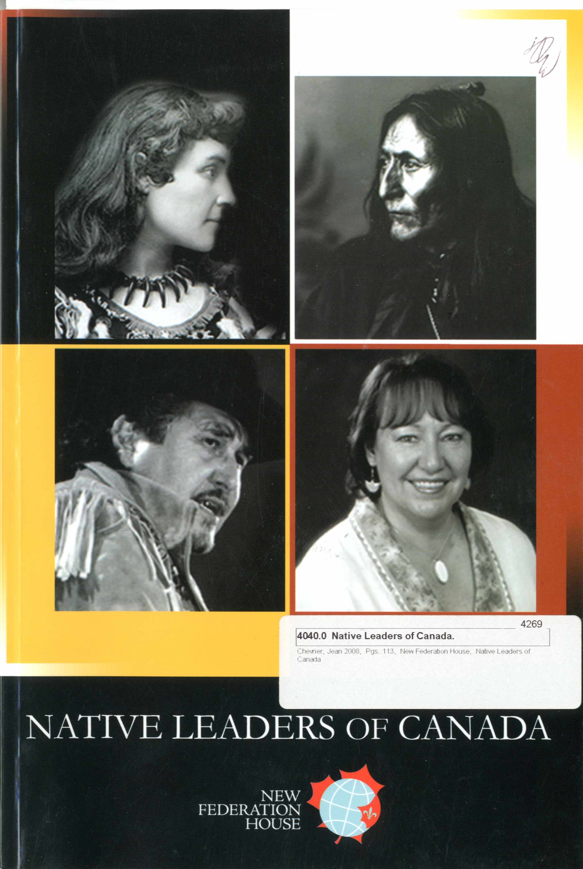Native Leaders of Canada Image