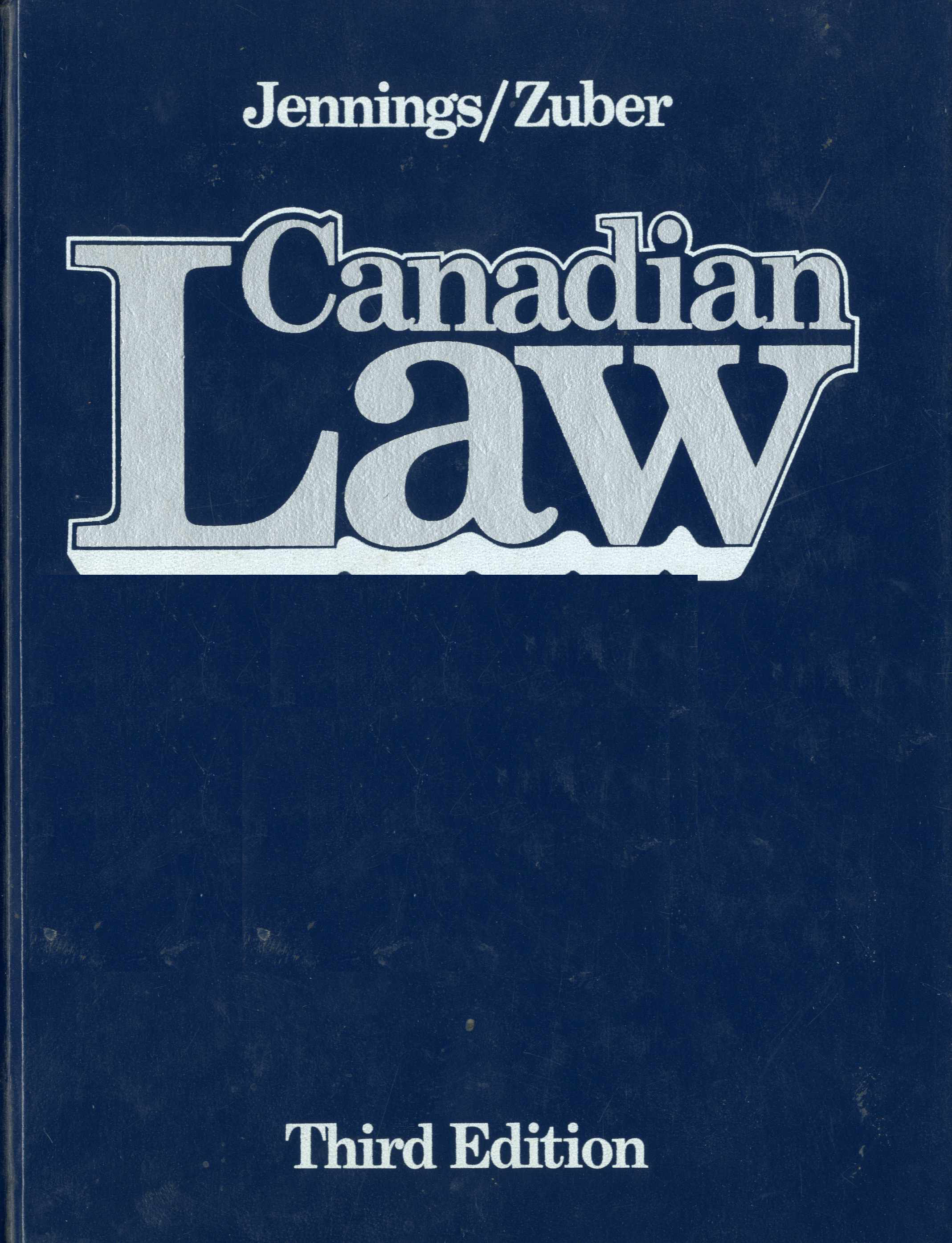 Canadian Law Image