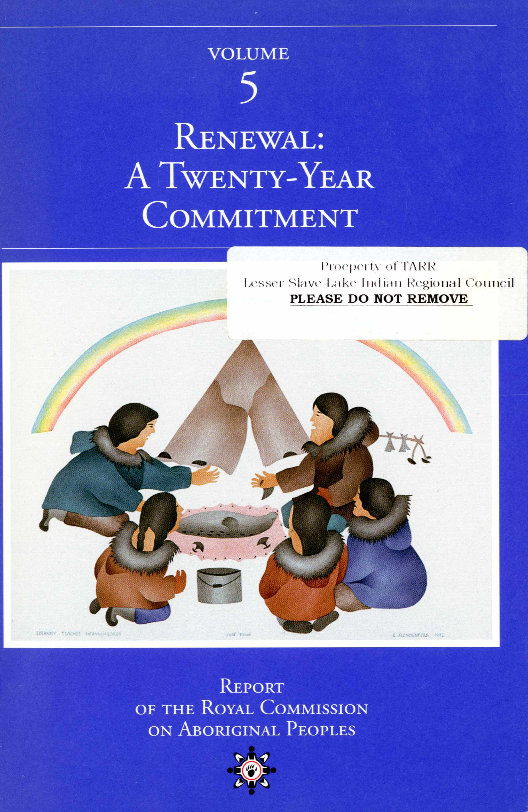 Renewal: A Twenty-Year Commitment Image