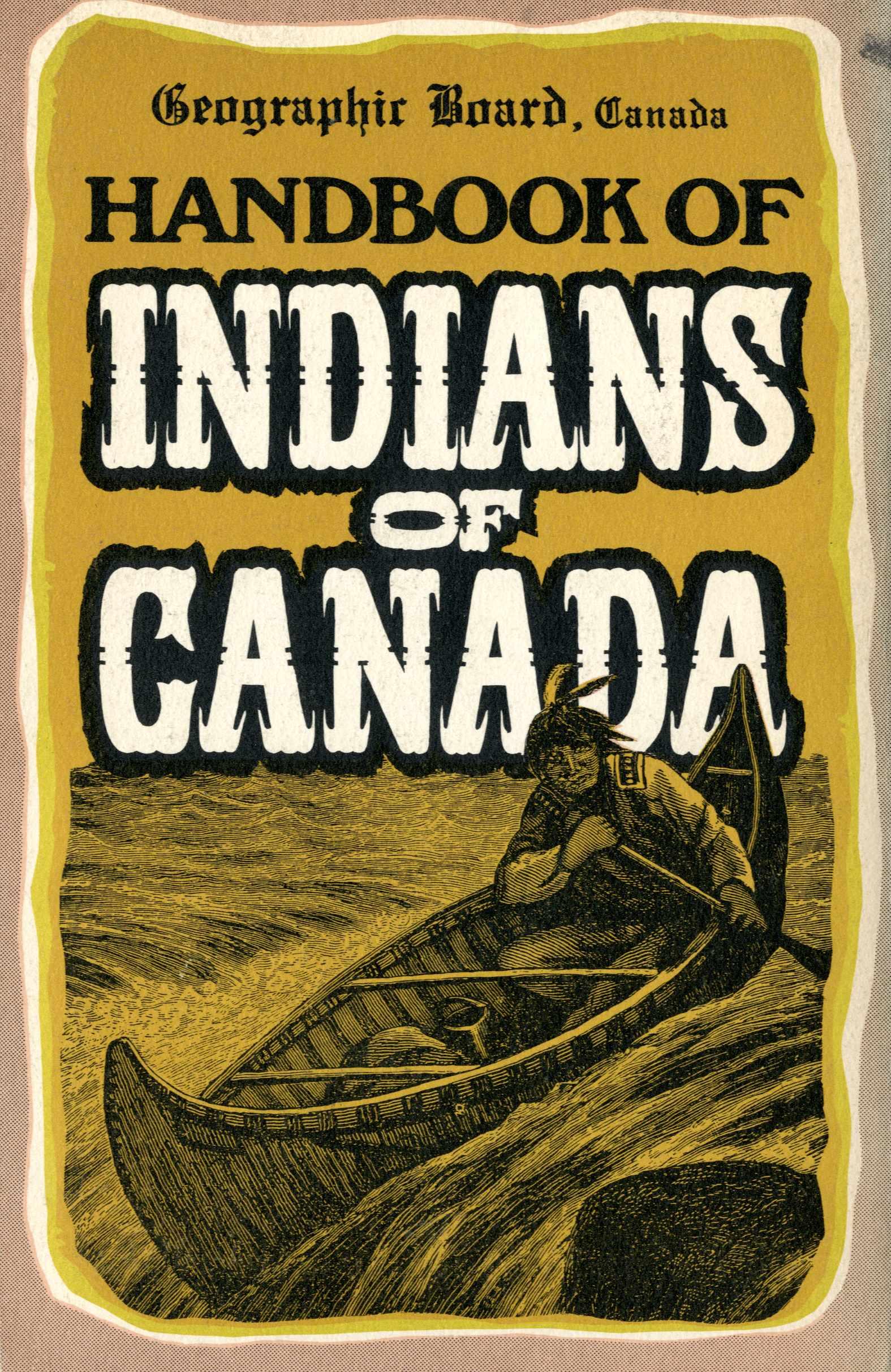 Handbook fo Indians of Canada Image