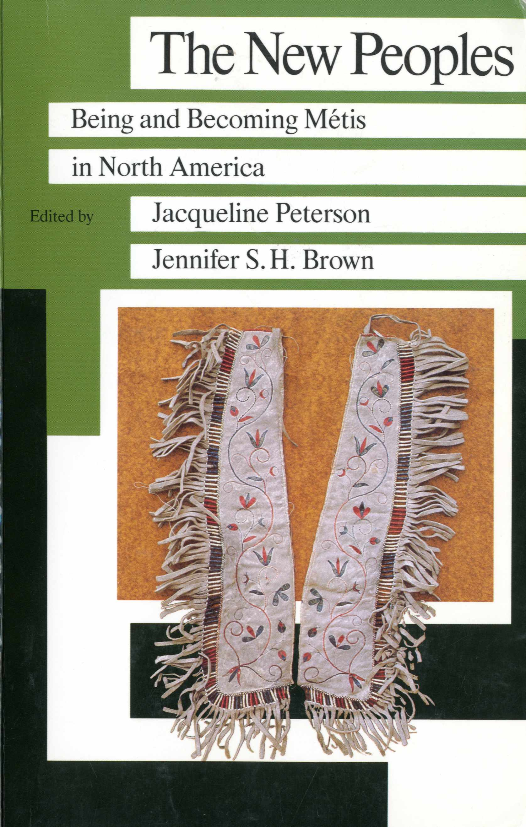 The New Peoples: Being and Becoming Metis in North America Image