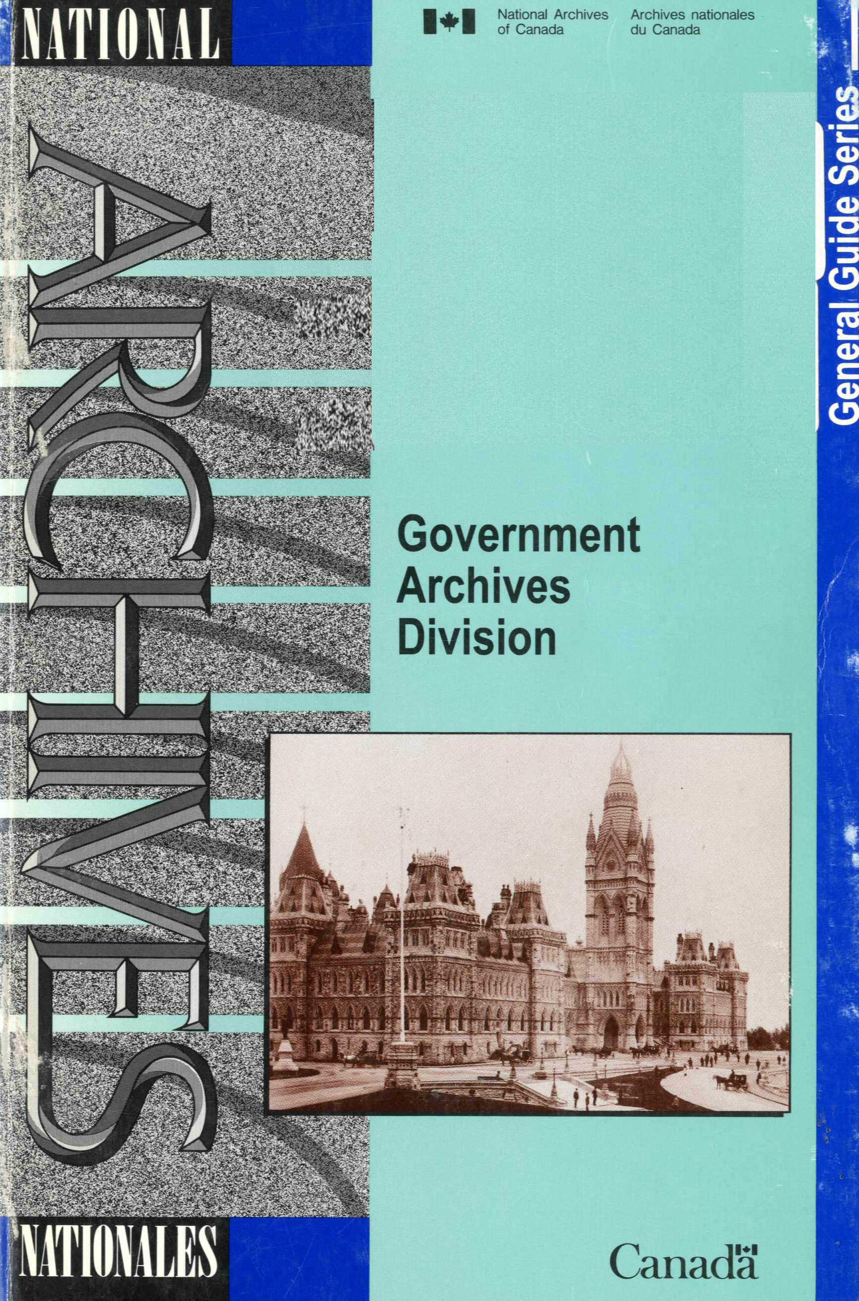 Archives: Government Archives Division Image