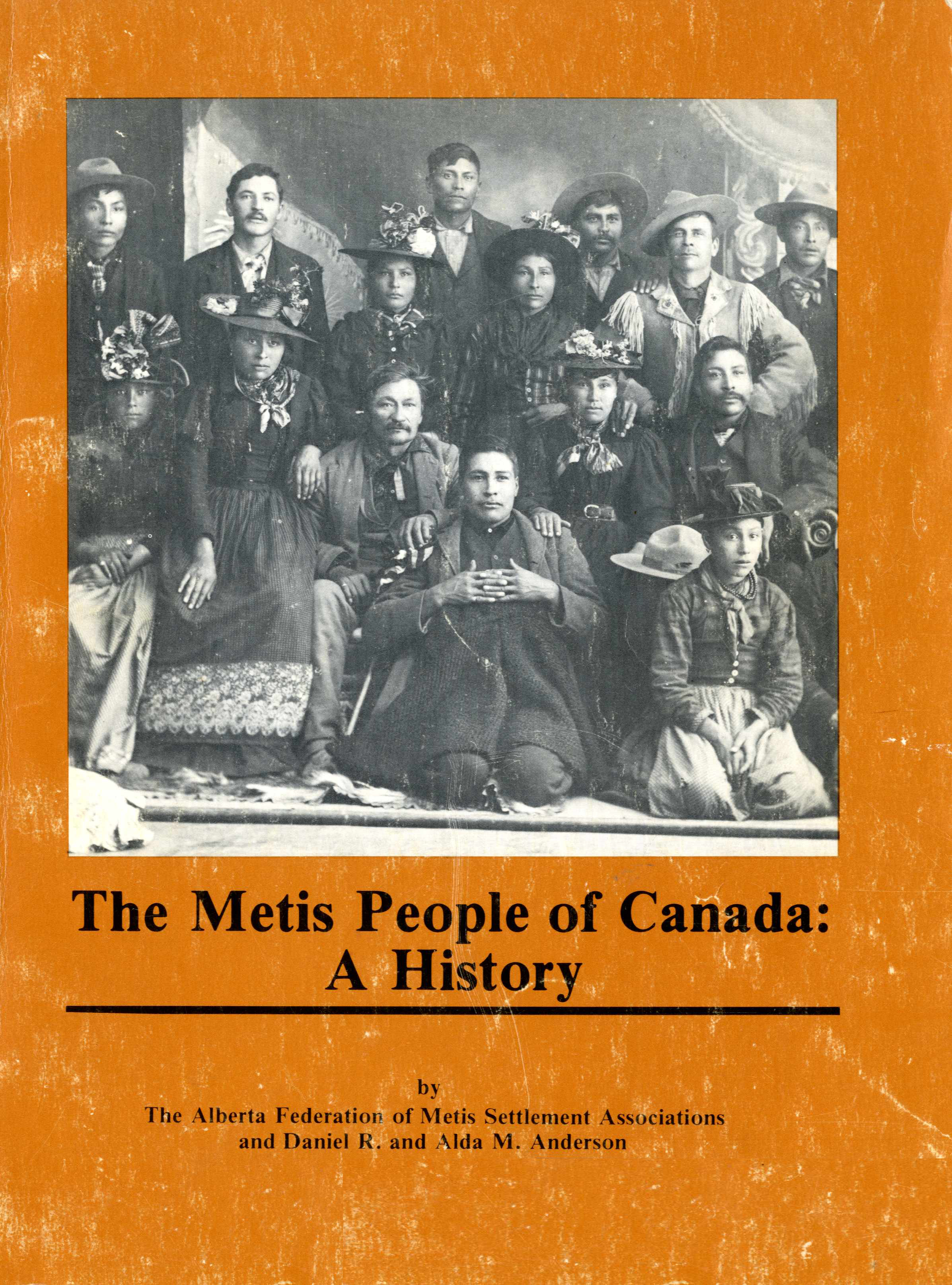 The Metis People of Canada: A History Image