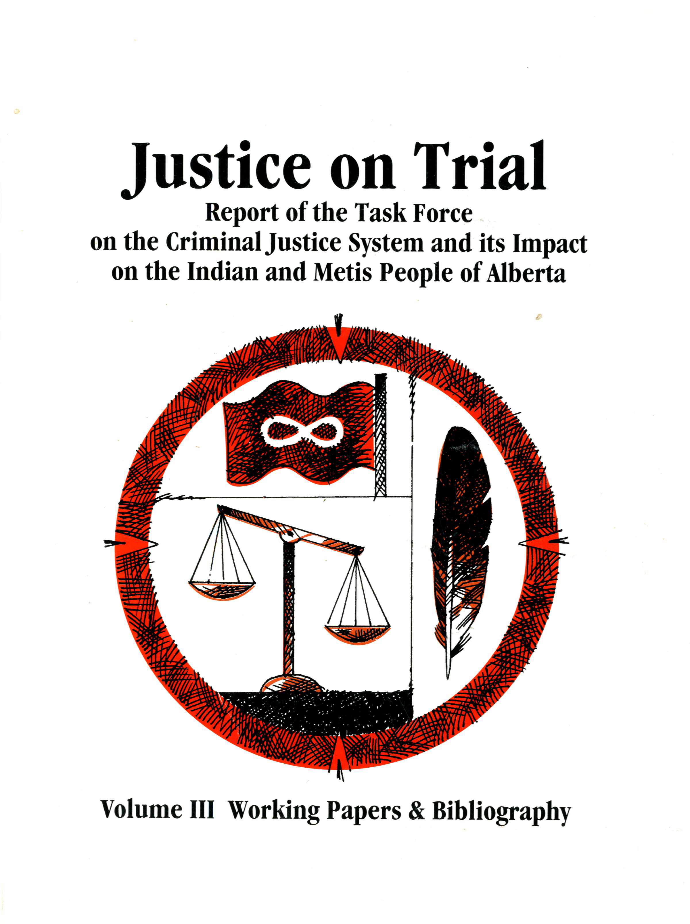 Justice on Trial: Report Image